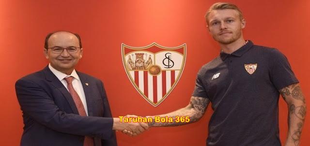 Taruhan Bola 365 - Simon Kjaer Sekarang Milik Sevilla