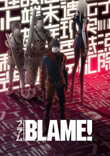 Blame! (Web-DL 720p Dual Latino / Ingles) (2017)