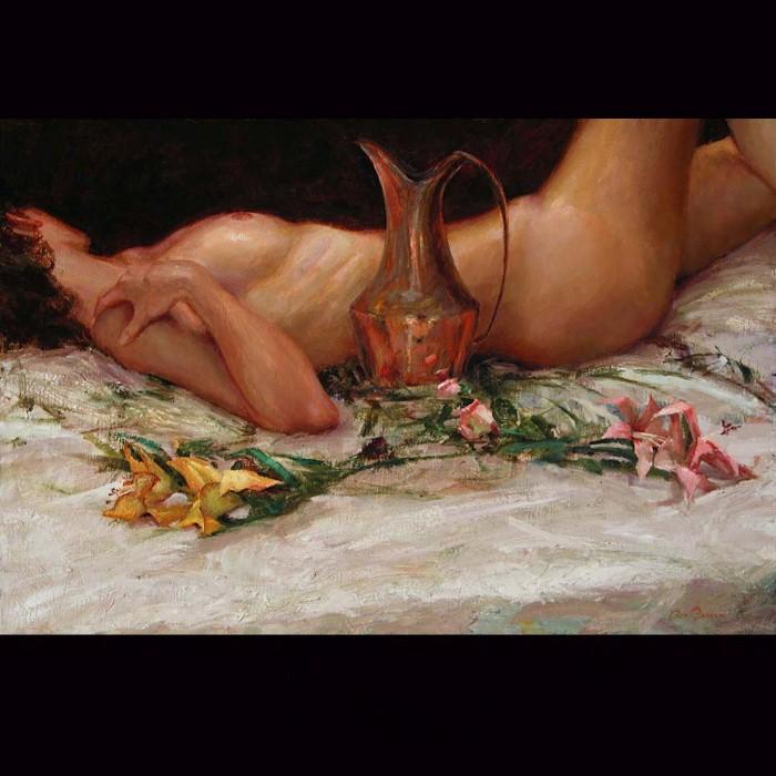 Душа художника. Ron Barsano 8