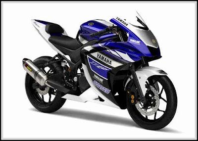 gambar harga motor sport Yamaha