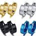 My Review : Areke Mens Stainless Steel Huggie Earrings Unisex