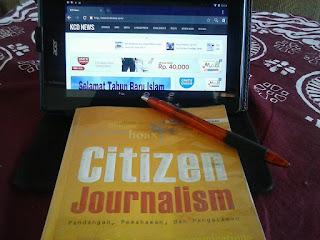 buku citizen jurnalisme