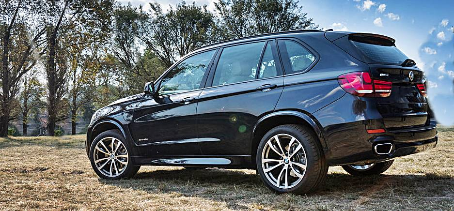 2016 Bmw X5 Xdrive40e Plug In Hybrid Review