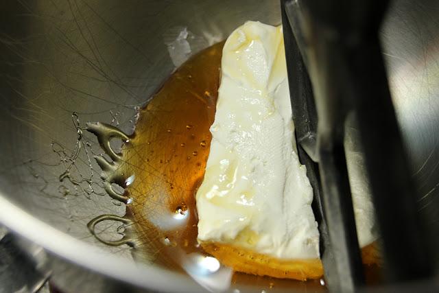 Vanilla Honey Cream Cheese