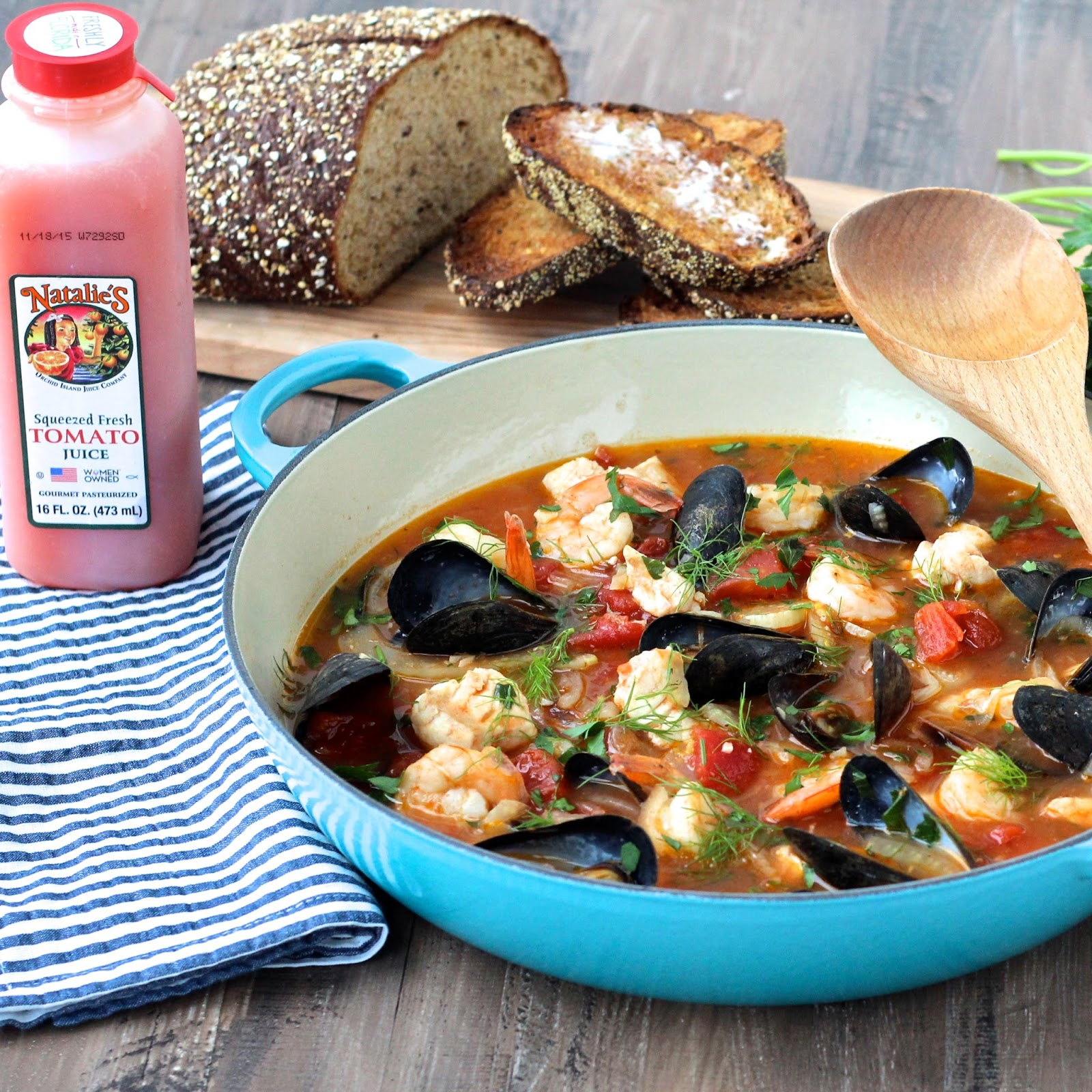 Dining With The Doc Sunshine State Cioppino Seafood Stew The Foodie Physician
