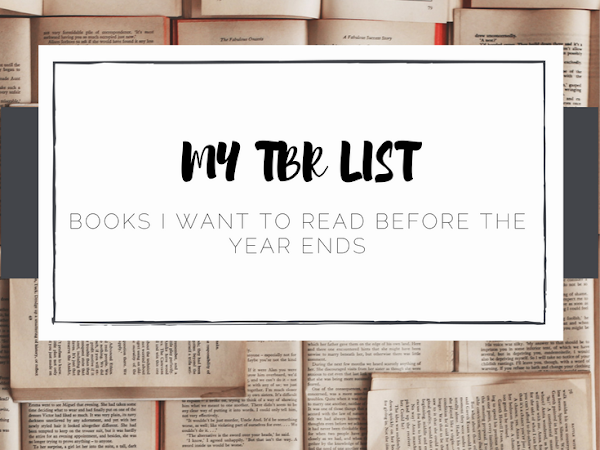 My To Be Read List