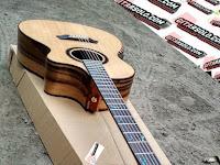 """Gitar Akustik Ibanez Solid Rosewood """"Gitar Custom"""""""