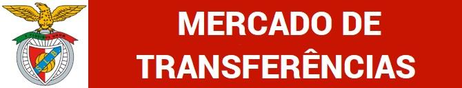 Benfica - Mercado de transferências