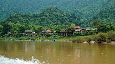Arrival in Muang Ngoi Neua