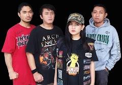 """Omorfia Band Metal Cianjur Baru dengan Vokalis Wanita Lepas Single Perdana """"Innocent Blood"""""""