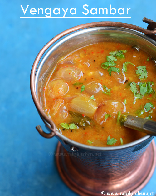 China vengaya sambar
