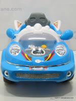 Mobil Mainan Aki ELITE 633R SPACE SUPER COP dengan BOOM BOX 3