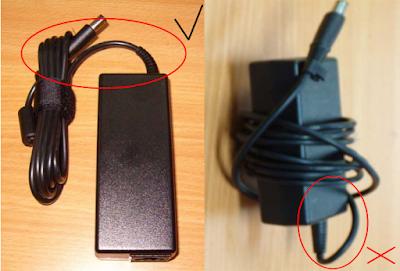 Gulung kabelnya seperti ini agar kabelnya tidak terputus