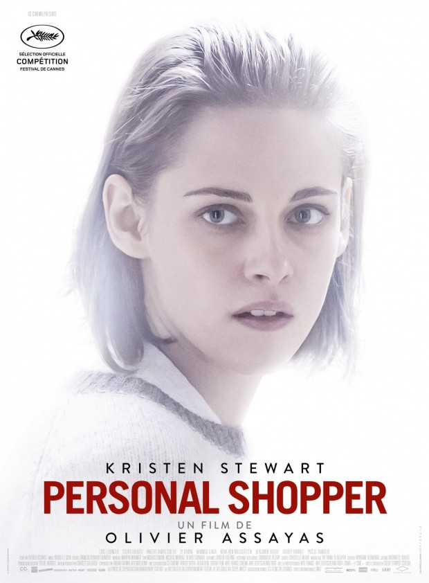 Personal Shopper [2016] [DVDR] [NTSC] [Latino]