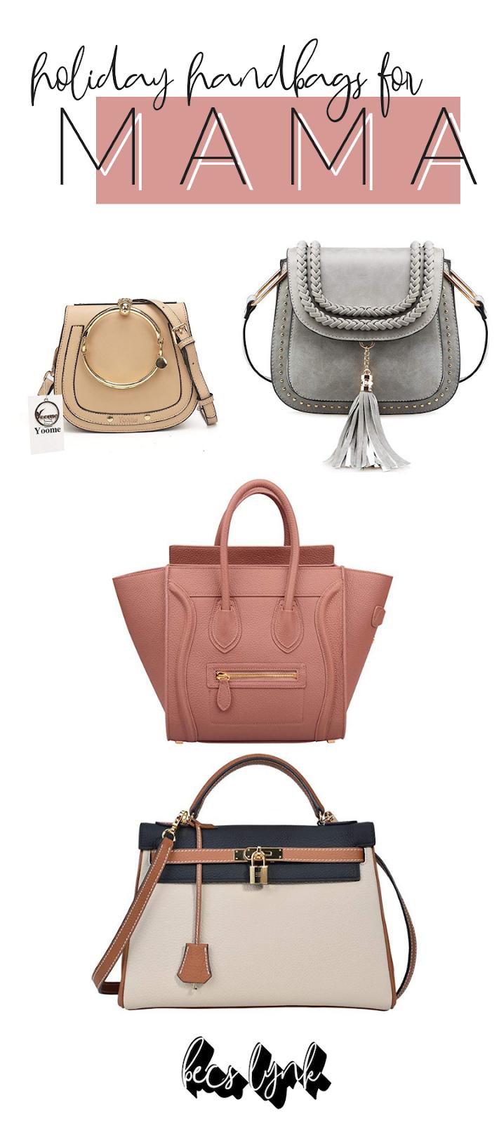 Holiday Gift Guide 4 Handbags