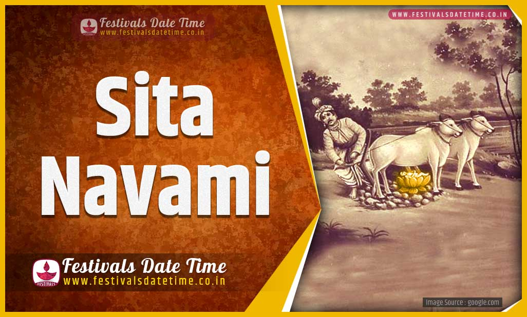 2022 Sita Navami Date and Time, 2022 Sita Navami Festival Schedule and Calendar