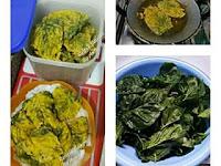 Resep Kripik Sayur Bayam Kress