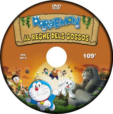 Doraemon al Regne dels gossos - [2004]