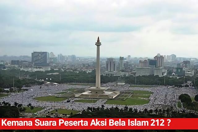 Rico: 'Koalisi 212' Bisa Jadi Cerminan Arus Utama Umat Islam