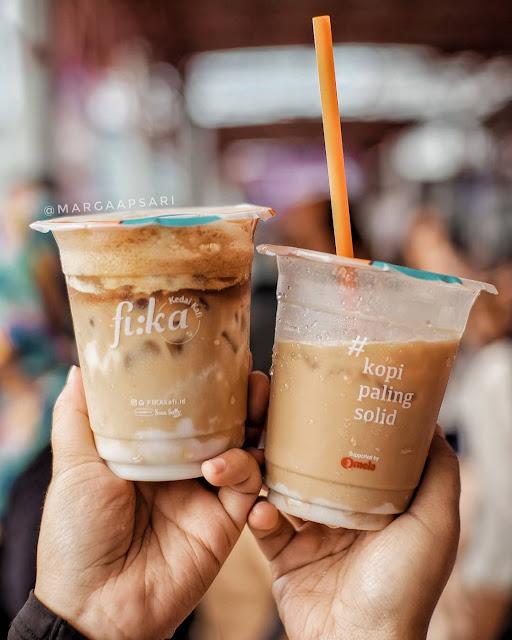 Fi:Ka Coffee dari Sour Sally