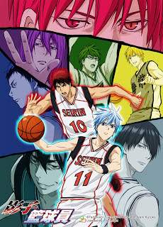 Download Kuroko no Basuke Season 2 Subtitle Indonesia