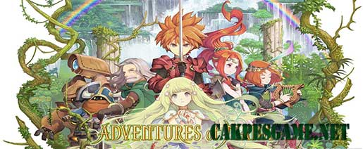 Adventures of Mana Apk v1.0.0 Mod Full OBB