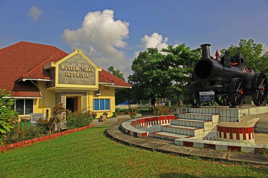 Museum Timah Kota Pangkalpinang