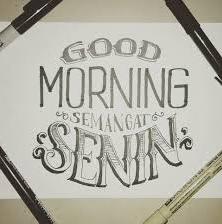 Kata Semangat Pagi Hari Senin Cikimmcom