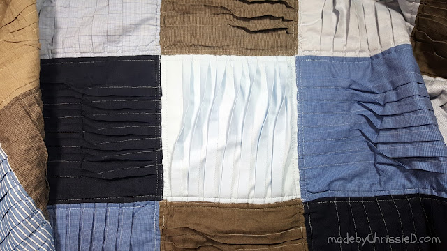 Replacing Worn Quilt Blocks [Technique] by www.madebyChrissieD.com