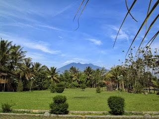 outbound pancawati, villa batu kembar