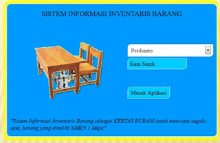 halaman login