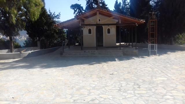 Ήγουμενίτσα: Ολοκληρώθηκαν οι εργασίες στο γραφικό εκκλησάκι Αγίου Νεκταρίου Ηγουμενίτσας