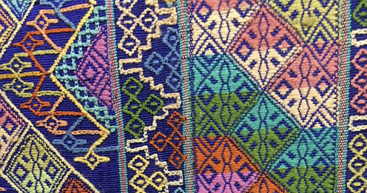 Bhutanese Textiles with Wendy Garrity -- at the New Weaving and Fiber Arts Center!