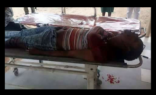 Disturbing Photo: See Courpes Of Military Personel Who Was Murdered By Her Boyfriend 2
