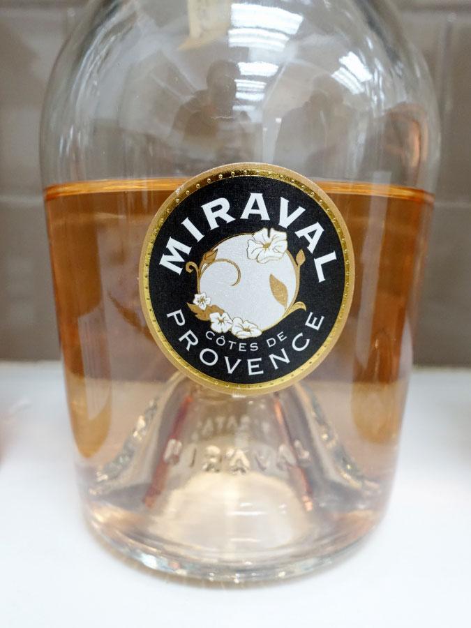 Miraval Rosé 2018 (90 pts)