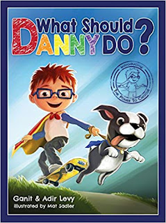 What Should Danny Do? Interactive book