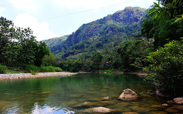 Aliran Sungai Oya, Imogiri, Bantul