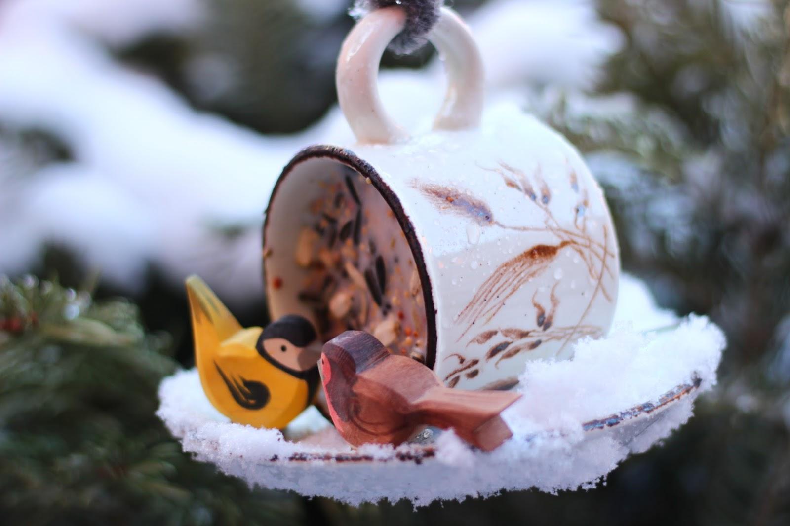 Winter Bastelideen Mit Kindern Apfelbackchen Familienblog