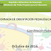 JORNADA DE ORIENTACIÓN EVALUACION INSTITUCIONAL