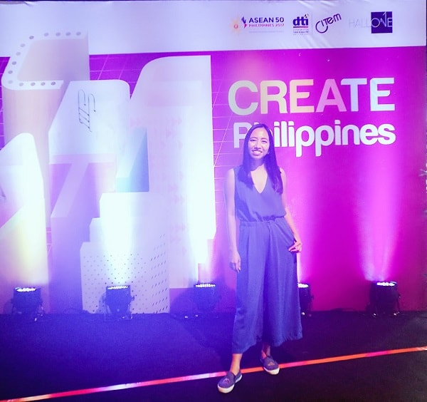 CREATE Philippines the 1st international creative industry trade event