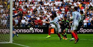 اهداف مباراة إنجلترا و ويلز 2-1 | بطولة أمم أوروبا 2016
