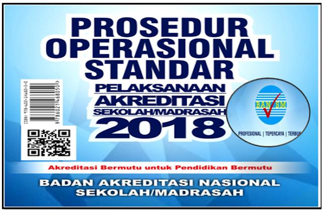 Download POS Pelaksanaan Akreditasi Sekolah/Madrasah 2018 Pdf