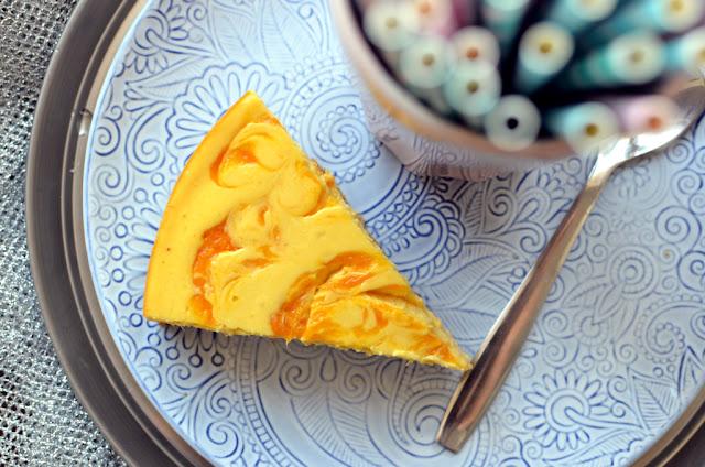 sernik%2Bmango Sernik z mango