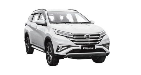 Kredit Mobil Daihatsu New Terios Termurah Promo Cicilan 3 Jutaan