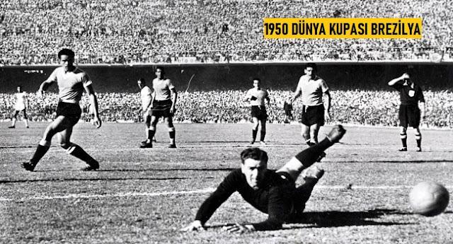 Dünya Kupası'nın Geçmişten Günümüze Kadar Olan Tarihçesi 1950 Brezilya - Kurgu Gücü