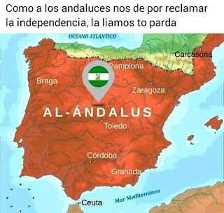 Al Ándalus, España, Cataluña