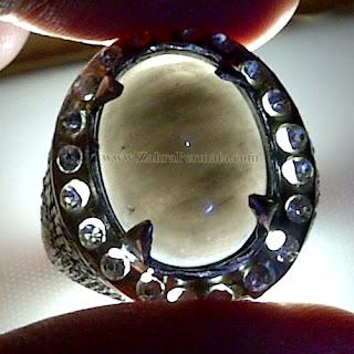 Cincin Batu Meteorite / Satam - ZP 823