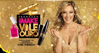 meumakevaleouro.com.br Promoção Avon Meu Look Vale Ouro BBB