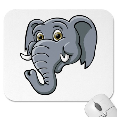 cartoon elephant wallpaper - photo #4