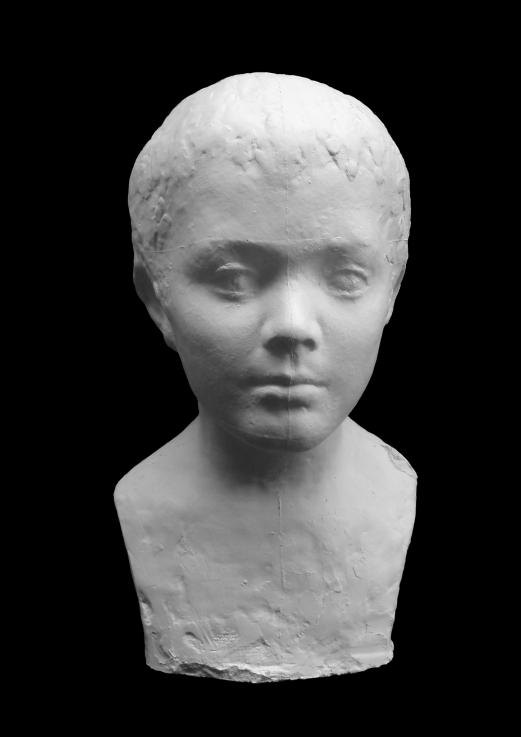 Edith_Lafay_sculpture_figurative_buste_Alfred